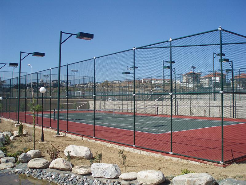 Tel çit